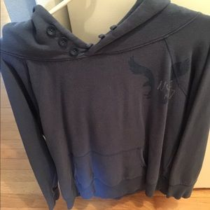 American Eagle pullover hoodie. Size large